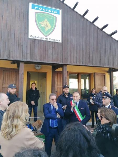 cinofili-polizia-montesilvano-inaugurazione-1
