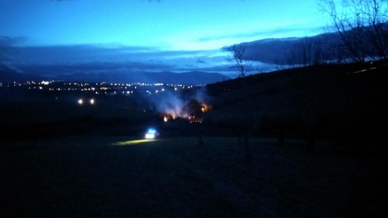 incendio pianella contrada conoscopane 3 gennaio (7)