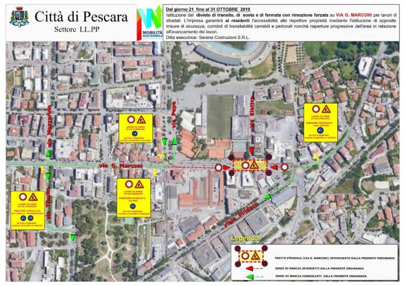 mappa-viale-marconi-lavori