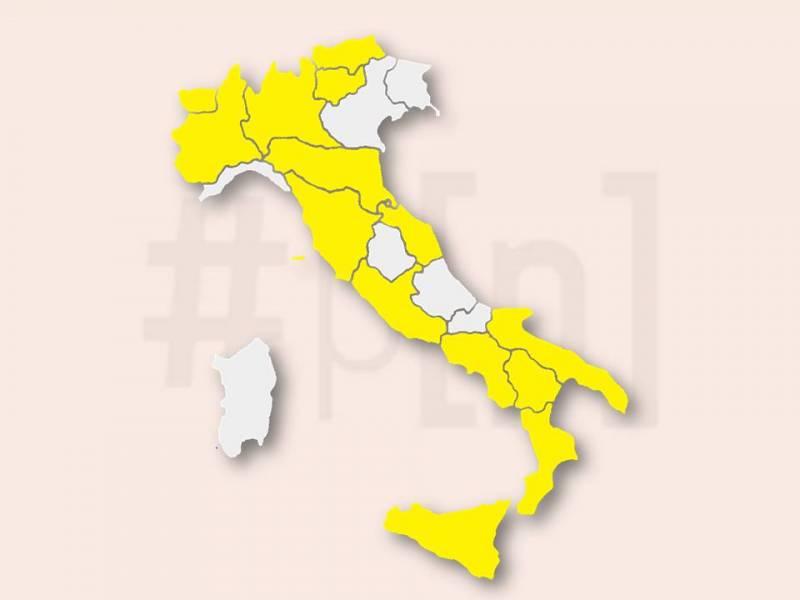 mappa-regioni-zona-bianca-gialla-7-giugno