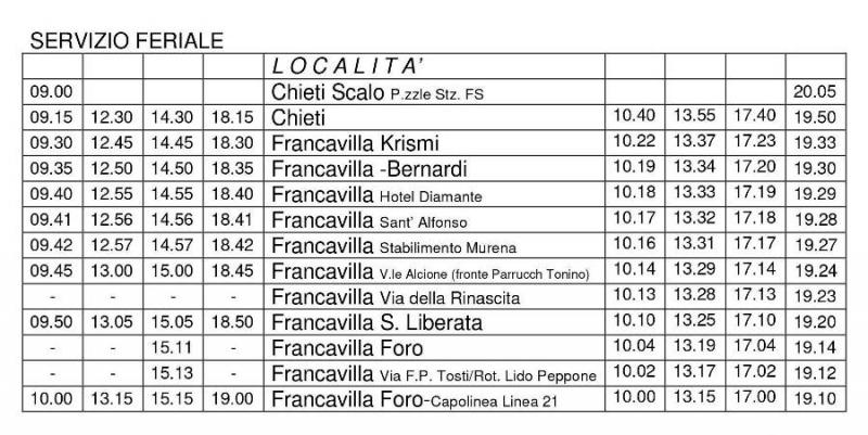 orari-autobus-francavilla-chieti-estate-feriali