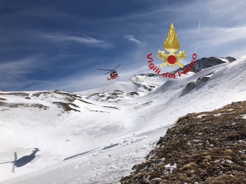 vigili-del-fuoco-elicottero-neve