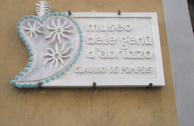 Merenda al Museo delle Genti d'Abruzzo
