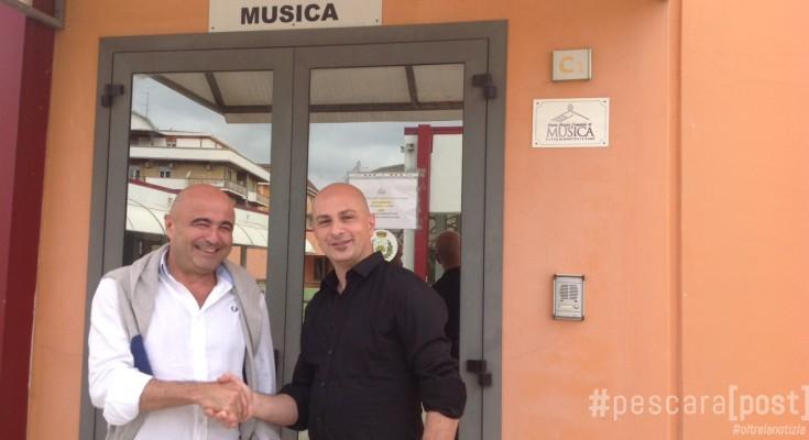 La scuola di musica di montesilvano e il conservatorio di for Magri arreda pescara