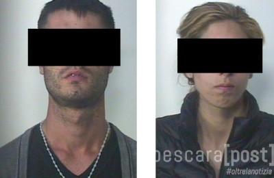 furti auchan arresti 2 rumeni