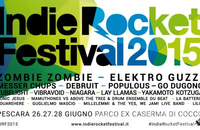 indierocket festival 2015