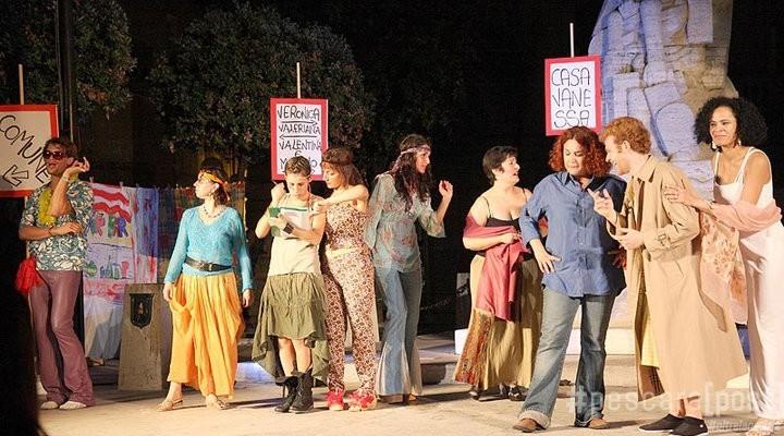 Le donne in parlamento in scena al parco dei gesuiti il for Donne parlamento italiano