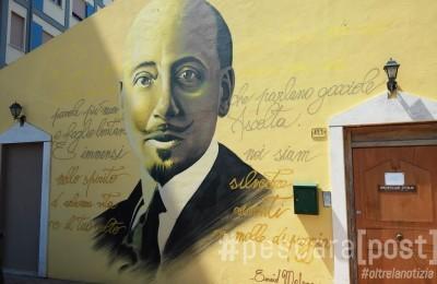 gabriele d annunzio murale