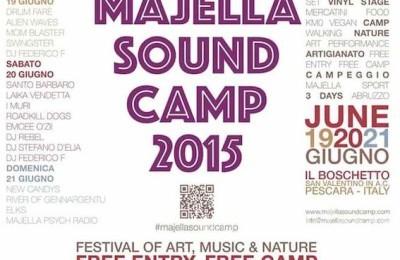 majella sound  camp 2015 copia 2