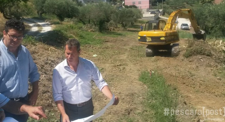 Cerratina di pianella zona industriale: 123mila euro per strade