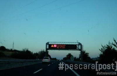 autostrada incidente