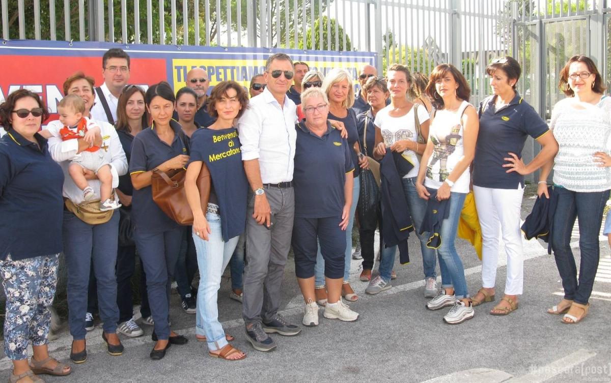 Sambuceto, il Mercatone Uno riapre: l'annuncio del sindaco di San ...