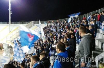 Pescara calcio tifosi