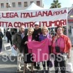 gazebo Lilt in piazza Salotto Maratona Dannunziana