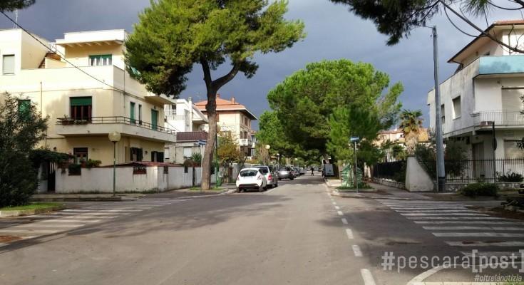 Via De Cecco, svaligiata villa mentre i proprietari sono ...