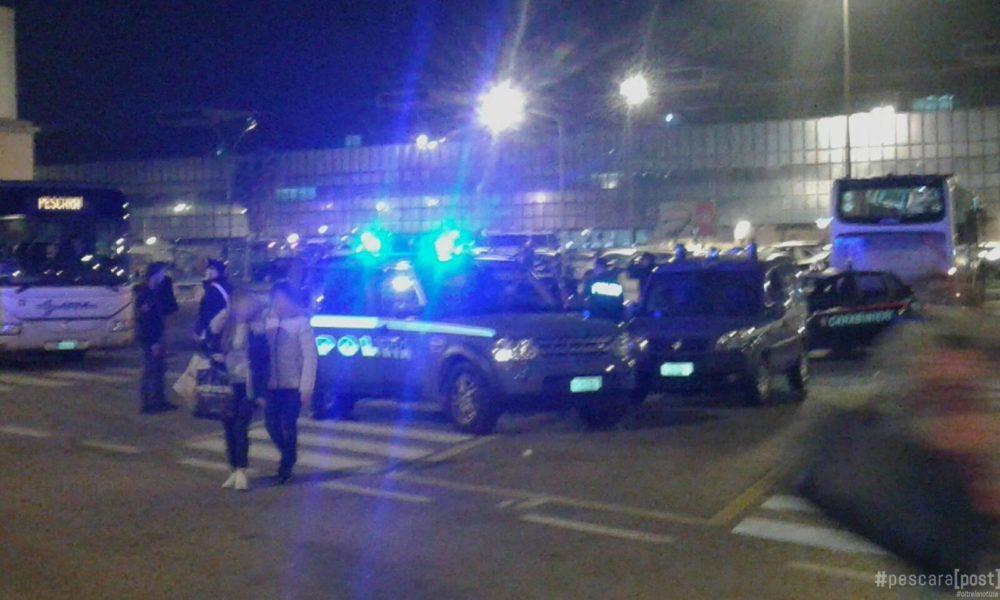 Stazione, arrestato dalla polizia un ricercato 28enne - PescaraPost