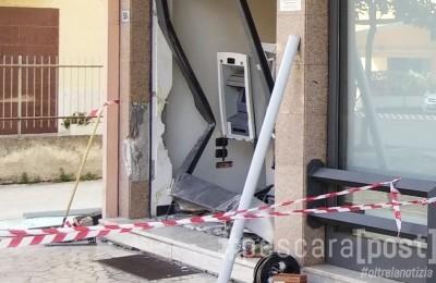 furto banca bancomat
