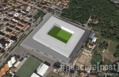 nuovo stadio adriatico cornacchia