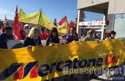 sciopero lavoratori supermercati 7 novembre
