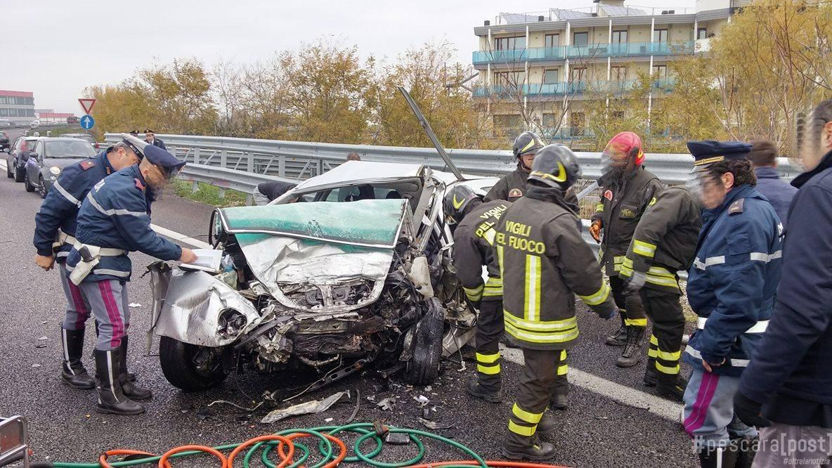 Giornata Nazionale vittime della strada, il ricordo della polizia di Pescara - PescaraPost