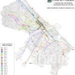 linee urbane 2016