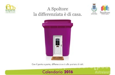 spoltore raccolta differenziata calendario 2016