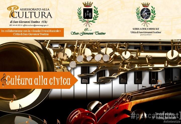 San giovanni teatino t concerto dal 24 gennaio al 30 for Magri arreda san giovanni teatino