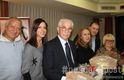 terze classificate Petti Cappuccilli De Martinis Katia Tini