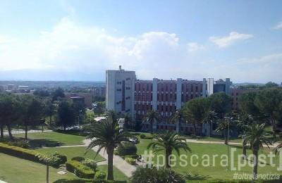 campus universita chieti