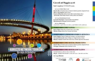 convegno abruzzo network tourism