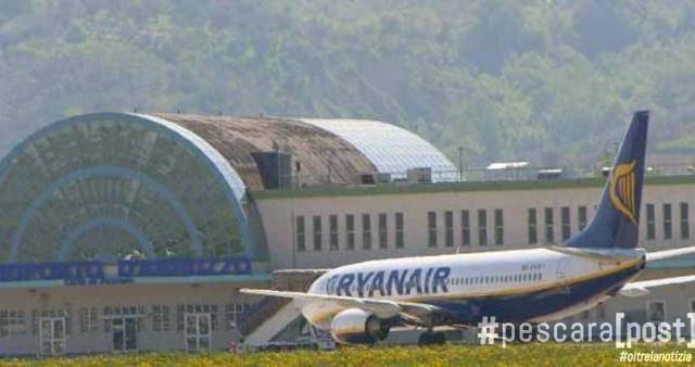 ryanair aeroporto abruzzo