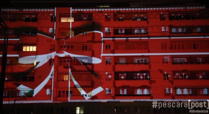 video mapping 2016 piazza salotto