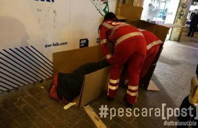 senzatetto croce rossa corso umberto