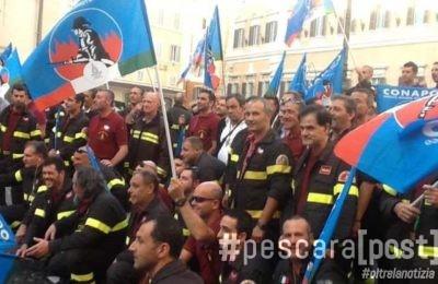 vigili fuoco conapo sindacato