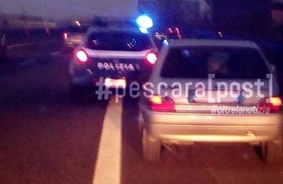 asse attrezzato ambulanza polizia 23 marzo