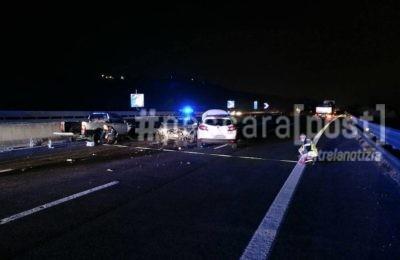 incidente autostrada a14 21 marzo