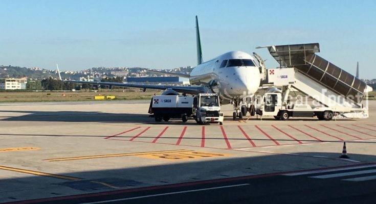 aereo volo aeroporto