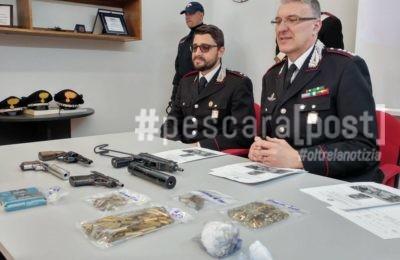 arresto armi droga denaro san giovanni teatino 14 aprile (5)