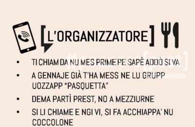 organizzatore
