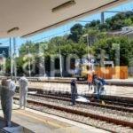morto stazione francavilla treno