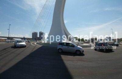 apertura ponte flaiano auto