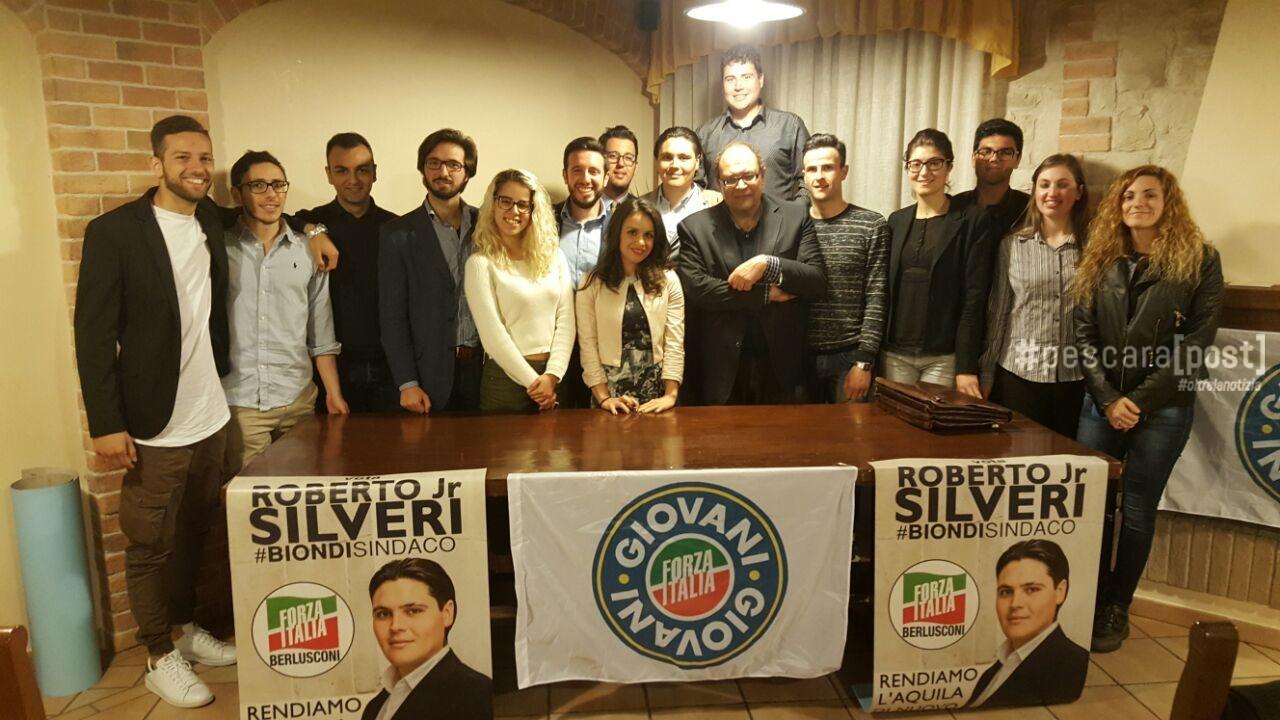 Risultato ballottaggi amministrative 2 consiglieri di for Senatori di forza italia