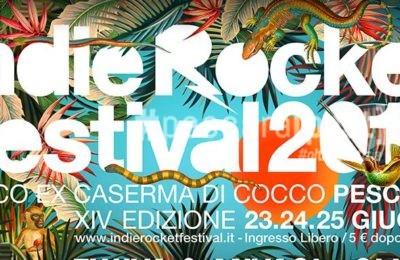 indie rocket festival 2017 pescara