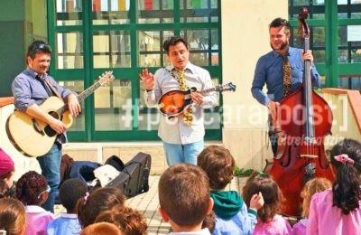 laboratorio american country music diego sartor scuola infanzia mariele ventre (2)