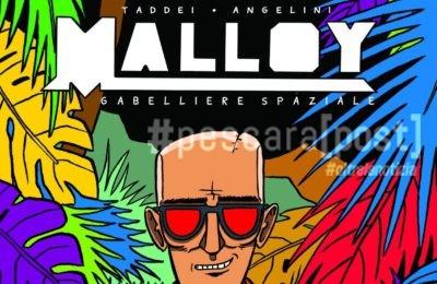 malloy fumetto