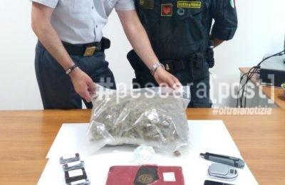 sequestro droga guardia di finanza pescara montesilvano