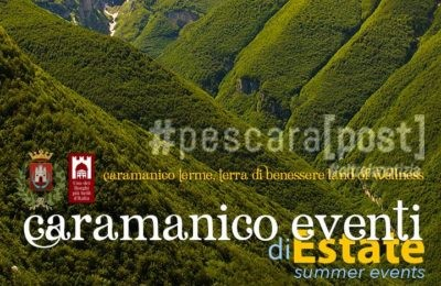 caramanico eventi estate