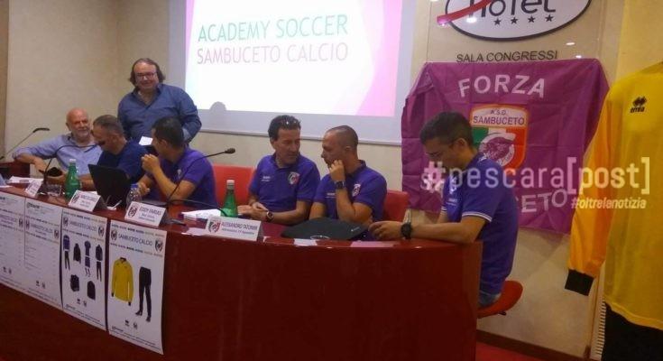 sambuceto calcio academy presentazione
