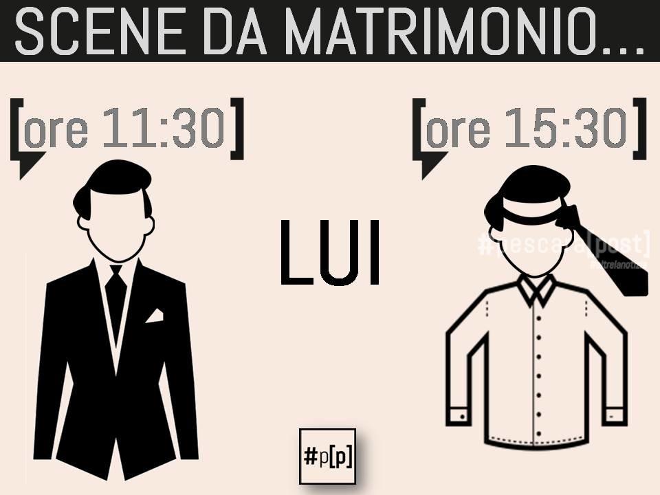 matrimonio lui