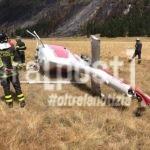 elicottero caduto campo imperatore